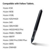 Caneta Digital Huion P68 Tablets H420 W58 H610d Dwh69 H 1600 -