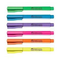 Caneta Marca Texto Neon Faber Castel - Faber Castell