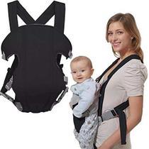 Canguru Bebê Ergonomico 3 Posições Passeio Bebe Sup Até 15kg - Importway
