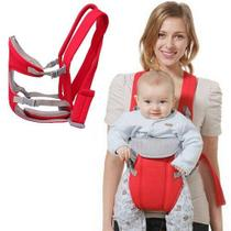 Canguru Carrega Bebê Ergonômico Passeio Importway 3 em 1 Posições Baby Até 15 Kg -