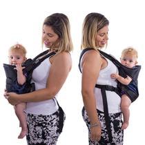 Canguru I Love Travel Infanti (até 15kgs) - Black -