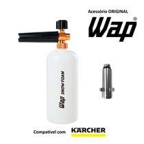 Canhão de espuma Snow Foam Original Wap Encaixe Karcher -
