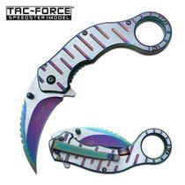 Canivete Karambit Tac Force Talas Em Aço Inox -