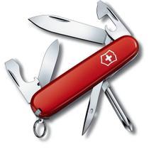 Canivete Victorinox Tinker Small Vermelho 12 Funções 0.4603 -