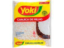 Canjica de Milho Branca Tipo 1 Yoki 500g -