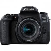 CANON EOS 77D  KIT 18-55mm f/4-5.6 IS STM - 24MP