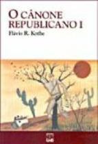 Canone republica, o - vol. 1 - Unb -
