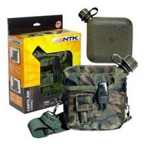 Cantil militar ark verde camuflado - NAUTIKA