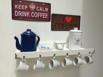 Cantinho do café para decoração com kit de instalação fred planejados -