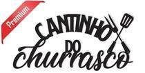 Cantinho Do Churrasco Aplique em Madeira MDF Parede - Império Das Artes