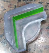 Canto protetor de silicone para mesa Kit c/4un - Pitflex