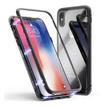 Capa 180 Protetora Magnética iPhone X e Xs - Fashion