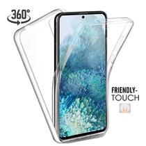 Capa 360 Graus Frente Verso Full Samsung Galaxy S20 Ultra - Encapar
