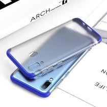 Capa 360 Ultra fina GKK para Galaxy A20 e A30 Samsung Azul -