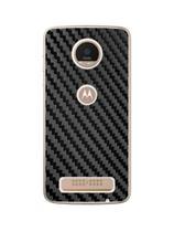 Capa Adesivo Skin349 Verso Para Motorola Moto Z Play - Kawaskin