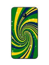 Capa Adesivo Skin360 Verso Para Nokia Lumia 630 e 635 - Kawaskin