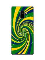 Capa Adesivo Skin360 Verso Para Samsung Galaxy A8 Plus - Kawaskin