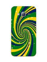 Capa Adesivo Skin360 Verso Para Samsung Galaxy J3 J300/j320 - Kawaskin