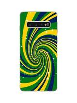 Capa Adesivo Skin360 Verso Para Samsung Galaxy S10 - Kawaskin