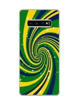 Capa Adesivo Skin360 Verso Para Samsung Galaxy S10 Plus - Kawaskin