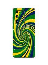 Capa Adesivo Skin360 Verso Para Samsung Galaxy S20 Ultra 5g - Kawaskin