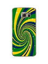 Capa Adesivo Skin360 Verso Para Samsung Galaxy S6 Sm-g920 - Kawaskin