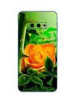 Capa Adesivo Skin369 Verso Para Samsung Galaxy S10e - Kawaskin