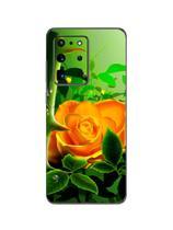 Capa Adesivo Skin369 Verso Para Samsung Galaxy S20 Ultra 5g - Kawaskin