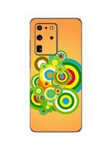 Capa Adesivo Skin370 Verso Para Samsung Galaxy S20 Ultra 5g - Kawaskin