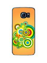 Capa Adesivo Skin370 Verso Para Samsung Galaxy S6 Edge - Kawaskin