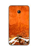 Capa Adesivo Skin371 Verso Para Nokia Lumia 630 e 635 - Kawaskin
