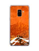 Capa Adesivo Skin371 Verso Para Samsung Galaxy A8 2018 - Kawaskin