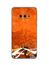 Capa Adesivo Skin371 Verso Para Samsung Galaxy S10e - Kawaskin