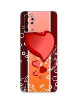 Capa Adesivo Skin372 Verso Para Samsung Galaxy S20 Plus - Kawaskin