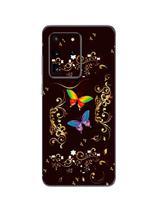 Capa Adesivo Skin375 Verso Para Samsung Galaxy S20 Ultra 5g - Kawaskin
