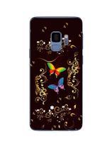 Capa Adesivo Skin375 Verso Para Samsung Galaxy S9 - Kawaskin