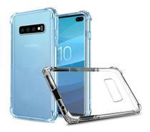 Capa Anti Impacto Capinha para Samsung Galaxy S10 Case - Hrebos