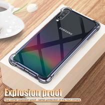 Capa Anti Impacto Classic Clear Transparente Samsung Galaxy A30S A50 e A50s - Ht