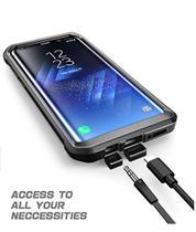 Capa Anti-impacto Defender Samsung Galaxy S8 - Supcase -