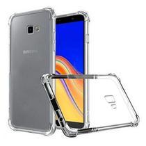Capa Anti Impacto Galaxy J4 Plus - Armyshield - Crystal