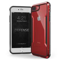 Capa Anti Impacto Iphone 8 Plus e Iphone 7 Plus X-Doria Original Defense Shield Military Tested Alumínio Usinado