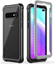 Capa Anti Impacto Militar Samsung Galaxy S10 Plus - Oem