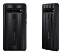 Capa Anti Impacto Original Samsung Galaxy S10 Black 5g Cover -