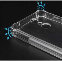 Capa anti-impacto para celular Lg K11 Plus Tela 5.3 + Pelicula de Gel tela toda - Pere