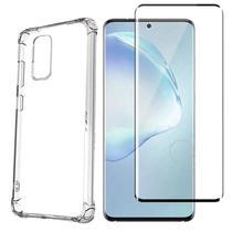 Capa Anti Impacto + Película Curvada 3D Samsung S20 Plus - Highquality
