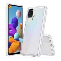 Capa Anti Impacto Samsung Galaxy A21s + Película de Vidro 3D - M3 Imports