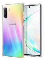 Capa Anti Impacto Samsung Galaxy Note 10 em Silicone Com Quinas Reforçadas - Hrebos
