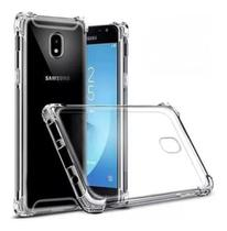Capa Anti Impacto Transparente Para Celular Samsung Galaxy J5 Pro - Silicone