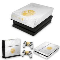 Capa Anti Poeira e Skin para PS4 Fat - Limited Edition Destiny - Pop Arte Skins