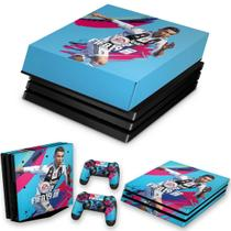 Capa Anti Poeira e Skin para PS4 Pro - Fifa 19 - Pop Arte Skins
